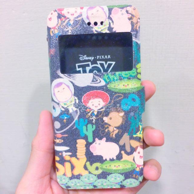 迪士尼玩具總動員5s手機殼