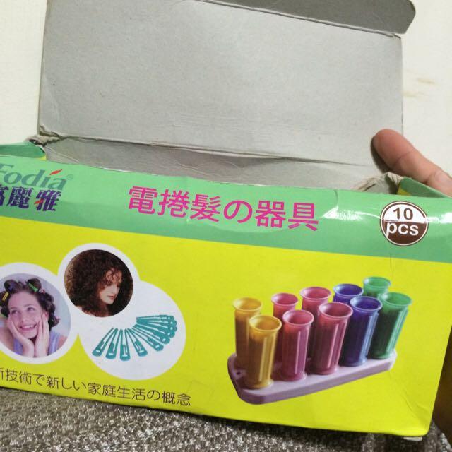 富麗雅電捲髮器具
