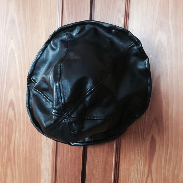 皮質漁夫帽