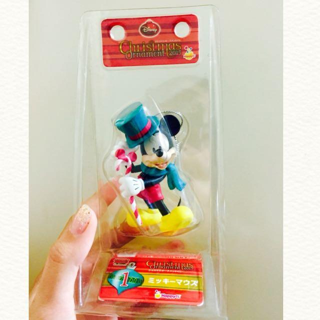 米奇 米老鼠 Happy賞 一番賞 吊飾 聖誕節