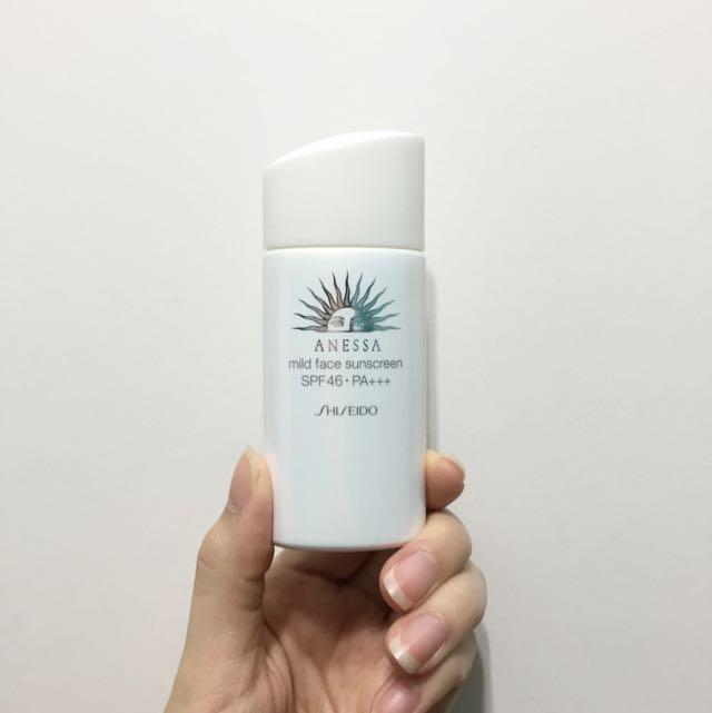 安耐曬 臉部溫和防曬露 SPF46 PA+++