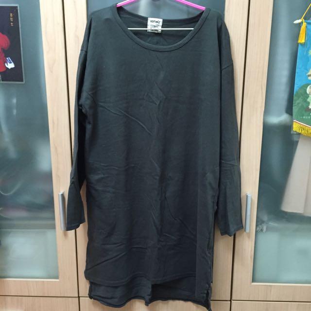 (含運)一件式 棉質 長袖T