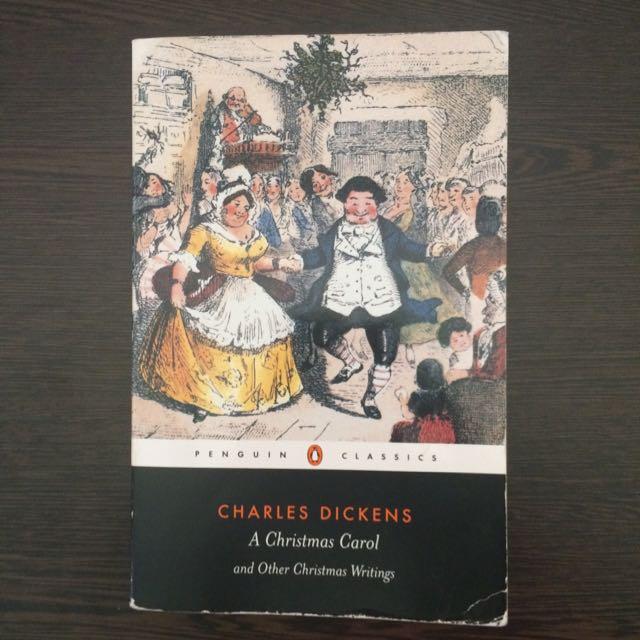 A Christmas Carol & Other Christmas Writings