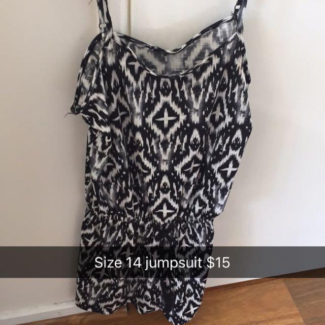Brand New Jumpsuit