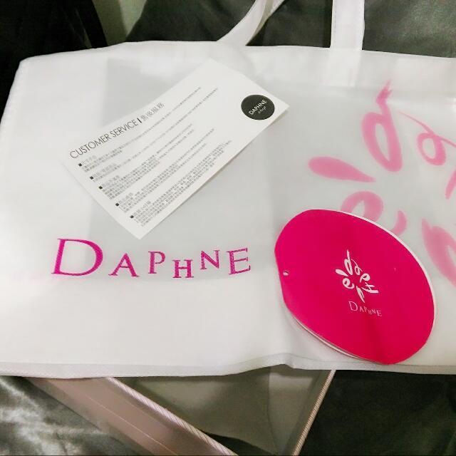 DAPHNE達芙尼正品魚口高跟鞋特價500