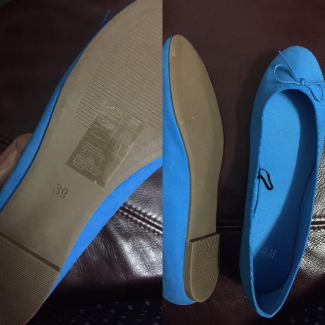 H&M娃娃鞋
