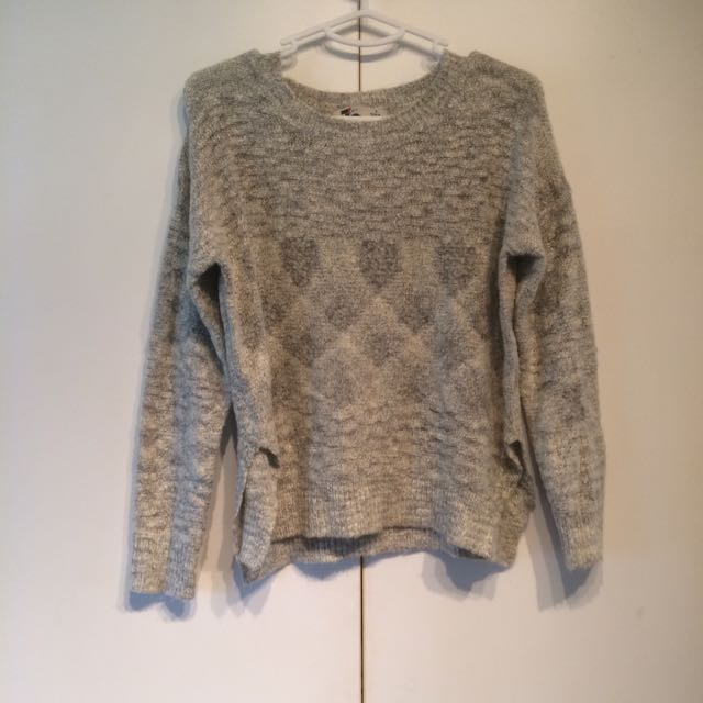 Knitted jumper TEMT