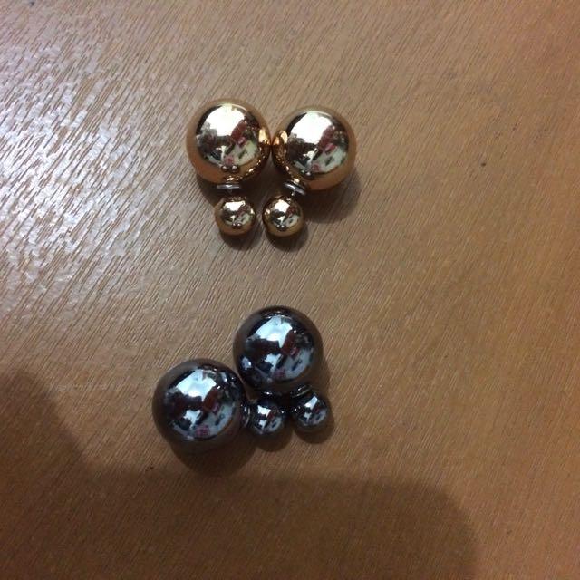 New! Bubble Earrings