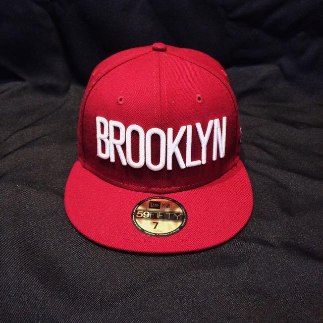 New Era 帽子BROOKLYN NBA Hat