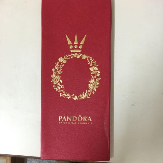 PANDORA 潘朵拉 紅包袋