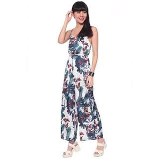 Love Bonito - Hedvig Printed Jumpsuit - Size S