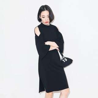 [Pre-order] Korea Black Dress