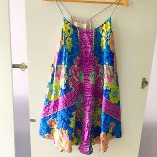 Zimmermann Size 0 100% Silk Dress