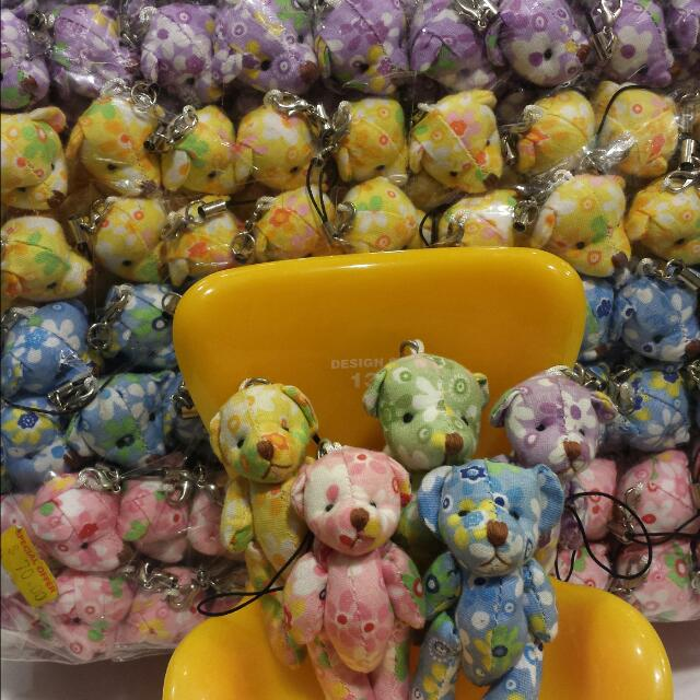 100pcs Of Handmake Teddy Bears(5 Colours)