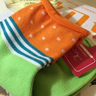 💛 (正韓) 俏皮短襪