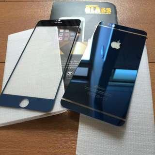 iPhone Plus 鏡面玻璃貼