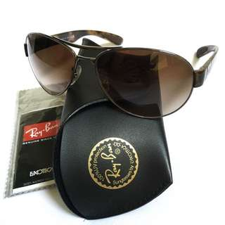 Authentic Rayban RB 3509 for Women