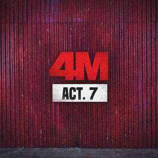 [Limited Instock] 4 Minute - ACT 7 + Poster