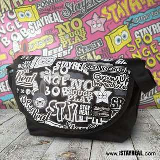 Stayreal 郵差包