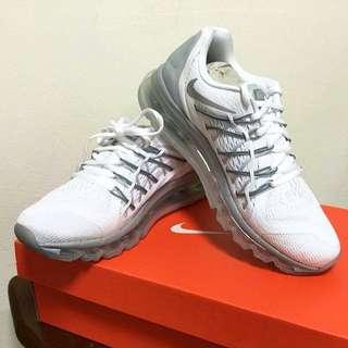 Nike Air Max2015 白色23.5