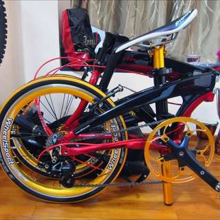 Dahon Vector P9 - Dr. Hon 30th