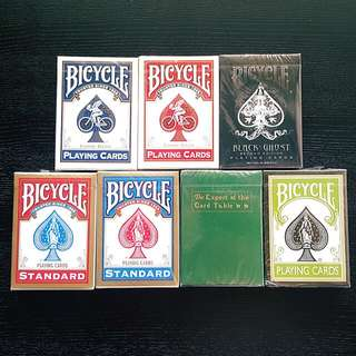 Bicycle/ SWE Playing Cards