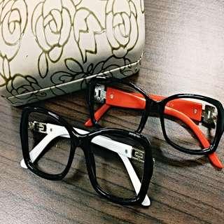 (含運)造型眼鏡買ㄧ送一+眼鏡盒