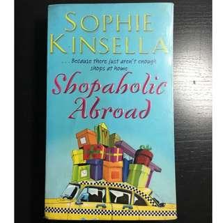 Shopaholic Abroad by Sophie Kinsella