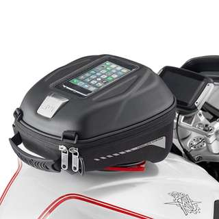 Givi 4 Litres Tank bag + flange for Yamaha MT-09 Tracer