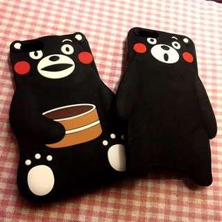熊本熊軟殼手機殼
