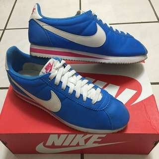▪️Nike 阿甘鞋👞藍色🔷US9