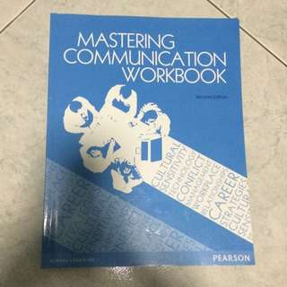 HW0302 Mastering Communications Workbook