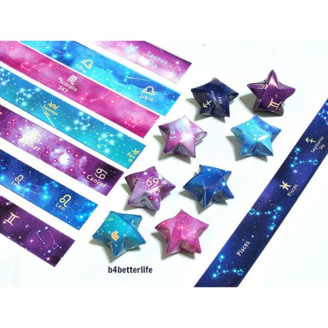 Amazon.com: Origami Stars Papers 1,000 Paper Strips in Assorted ... | 640x640