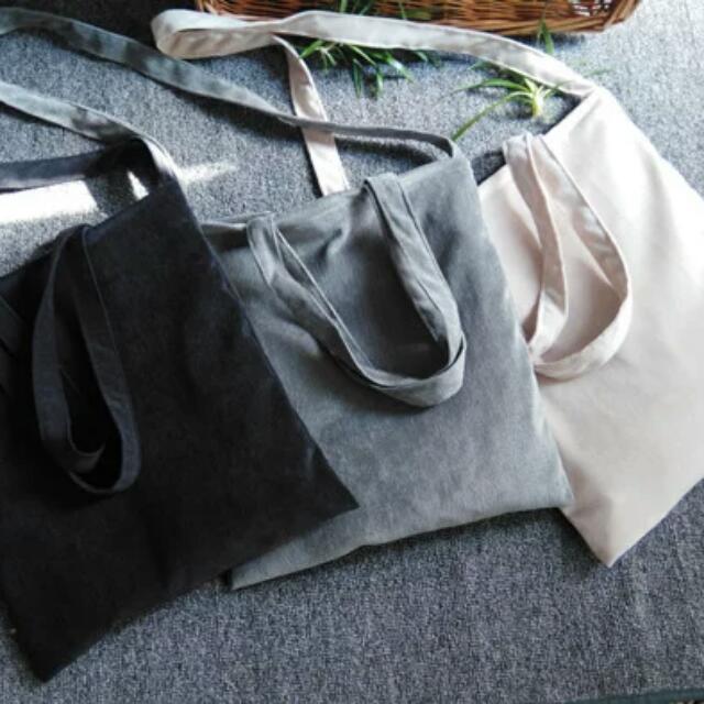 新款2way厚布包