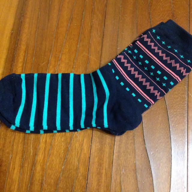 可愛四分襪