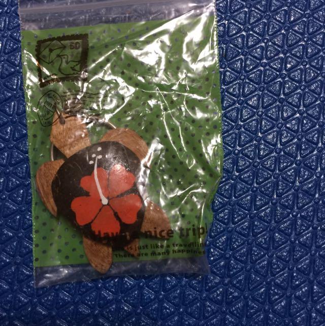 鑰匙圈(海龜🐢)