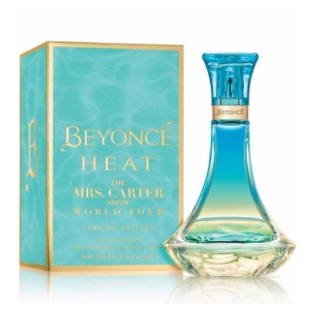 BNWT- Beyonce Heat - Mrs. Carter Limited Edition