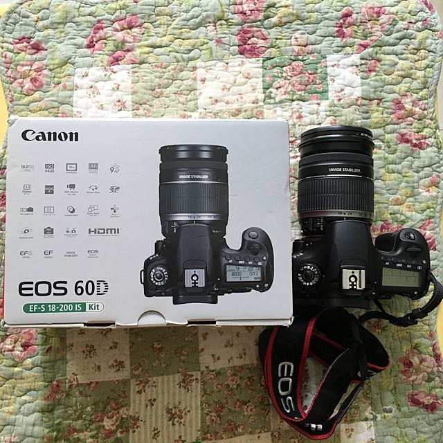 Canon EOS 60D in perfect condition