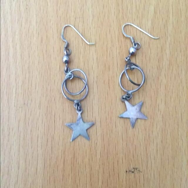 D'paris Star Earring