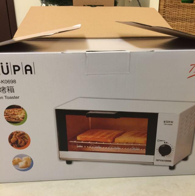 全新EUPA小烤箱700含運