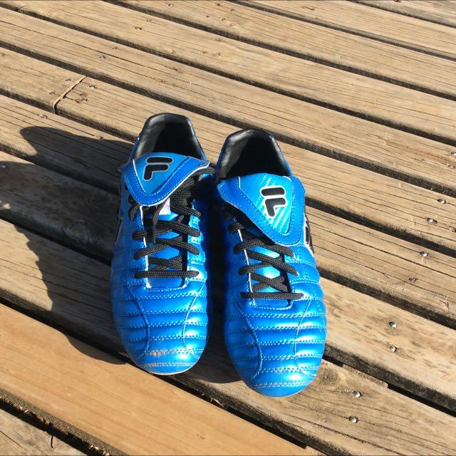 filla Girls Soccer/football Shoes