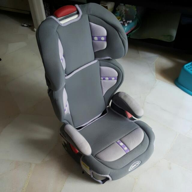 Graco Child Car Seat Babies Kids On Carousell