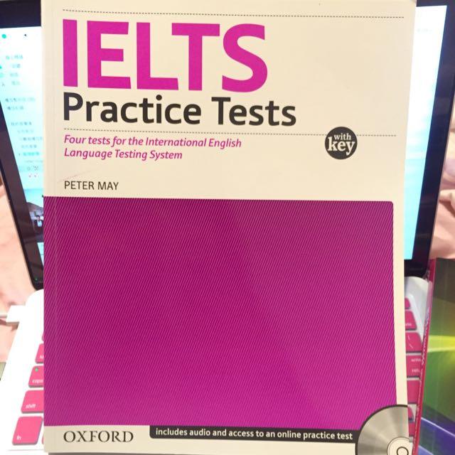 IELTS Practice Tests 雅思