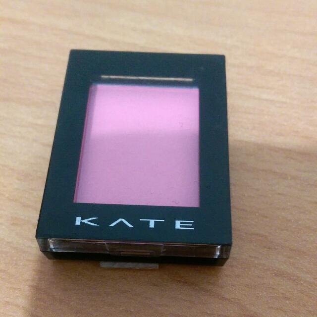 KATE粉色腮紅