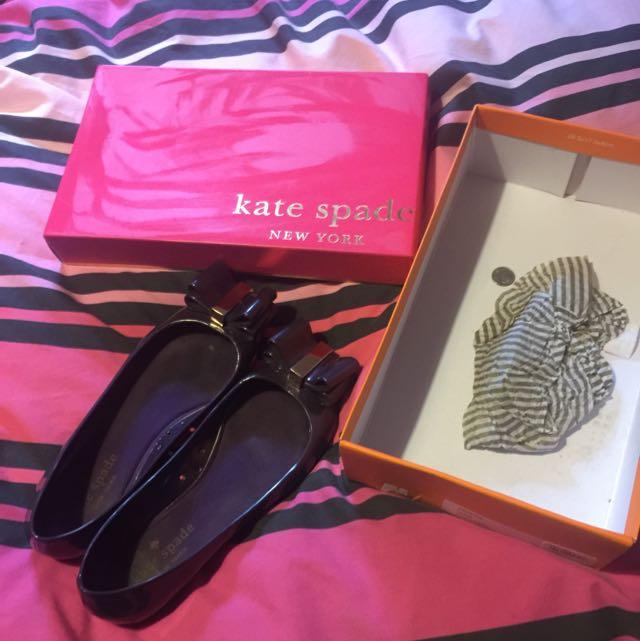 Kaye Spade Flats