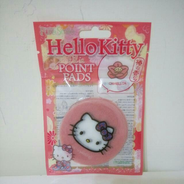 (全新)日本限定販售kitty面膜