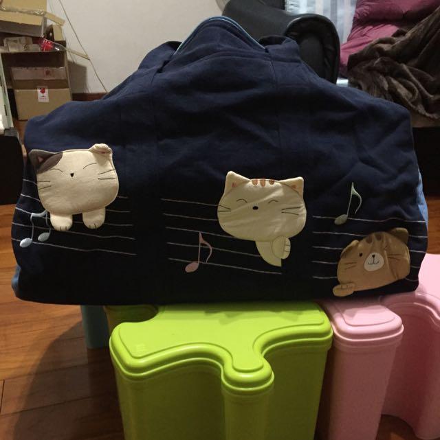 le baobab 旅行袋  全新