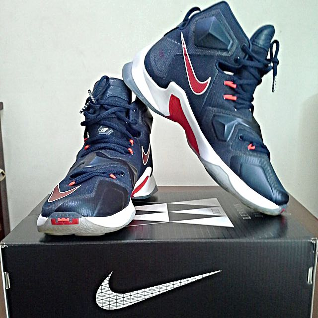 Reserved Nike Lebron James Xiii Men S Fashion On Carousell