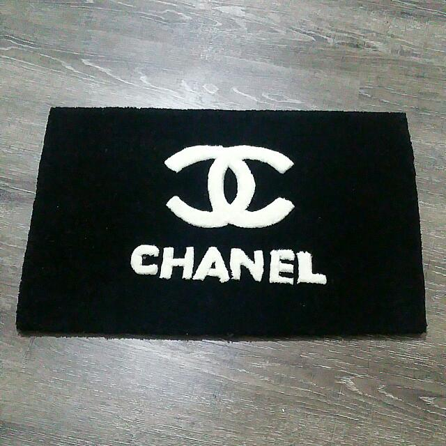 Posh Chanel Carpet Furniture Home Decor On Carousell