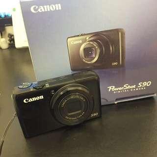 二手 Canon PowerShot S90